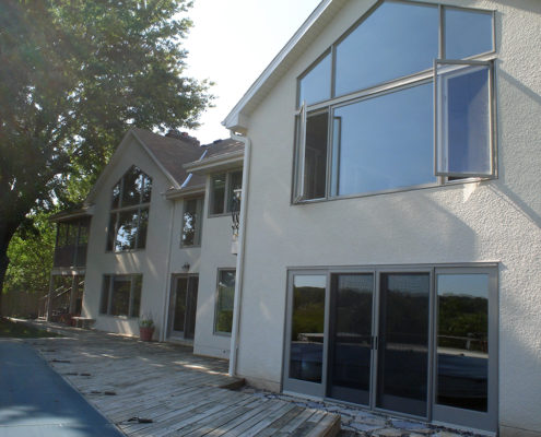 West Bloomington addition and remodel